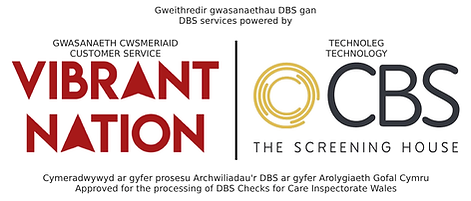 Vibrant Nation & CBS Logo
