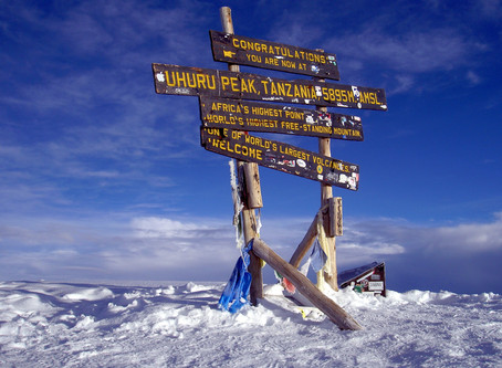 The best mountain climbing experiences in East Africa