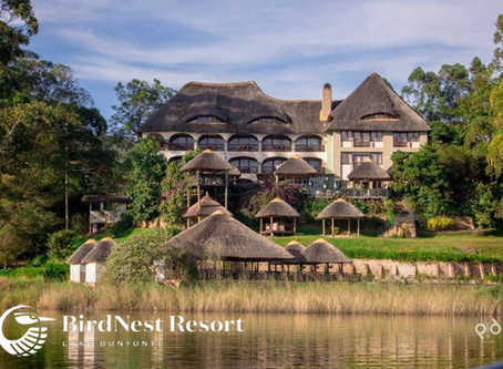 Somewhere only we know - the most beautiful resorts in Uganda.