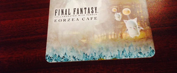 Final Fantasy Eorzea CAFE