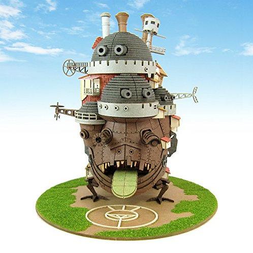 Studio Ghibli Series Howl's Moving Castle Paper Craft