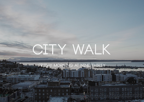 City Walk Graphic