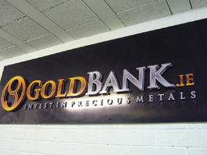 3D Wall Sign