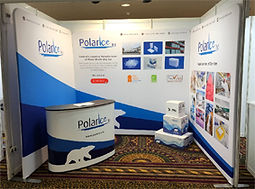 Signstore Signs and Print Portlaoise Polar Ice Zipper Walls