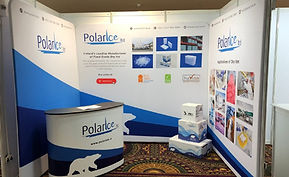 Signstore Signs and Print Portlaoise Polar Ice Display