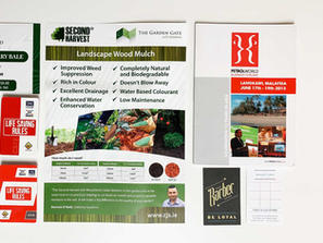 Small Format Print Examples
