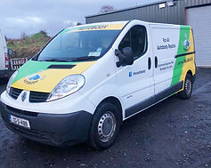 Signstore Signs and Print Portlaoise Van Graphics