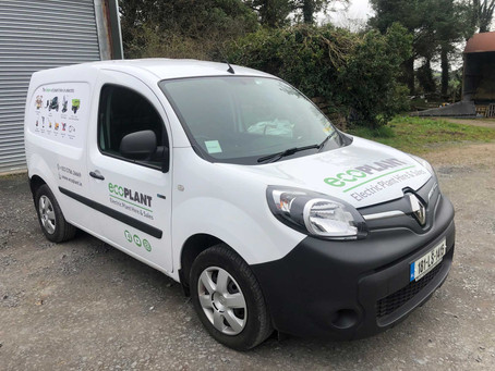 If you need commercial vehicle or van graphics, get in touch!