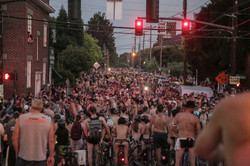 5+ miles of naked people