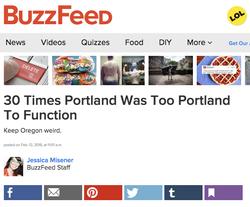 """""""Too Portland"""""""