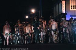 Portland Police keep things safe