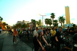 Interbike social ride