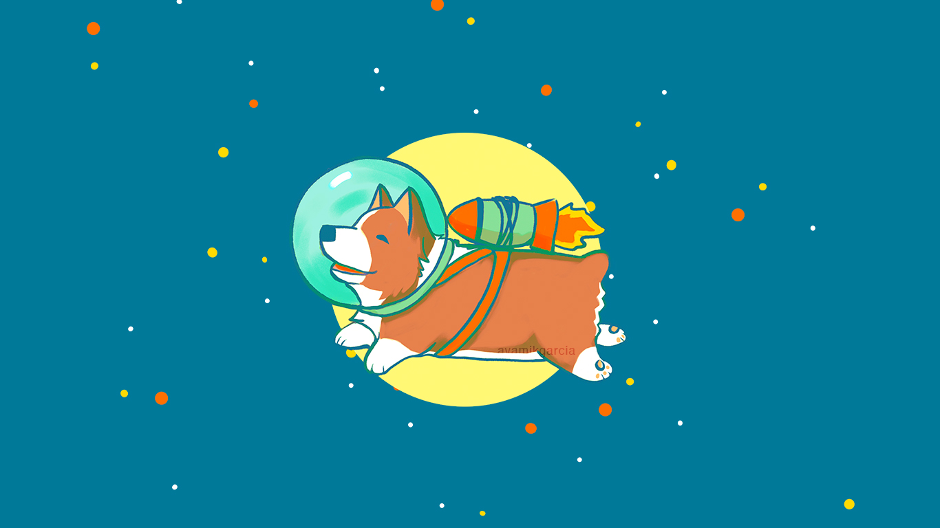 Space Corg