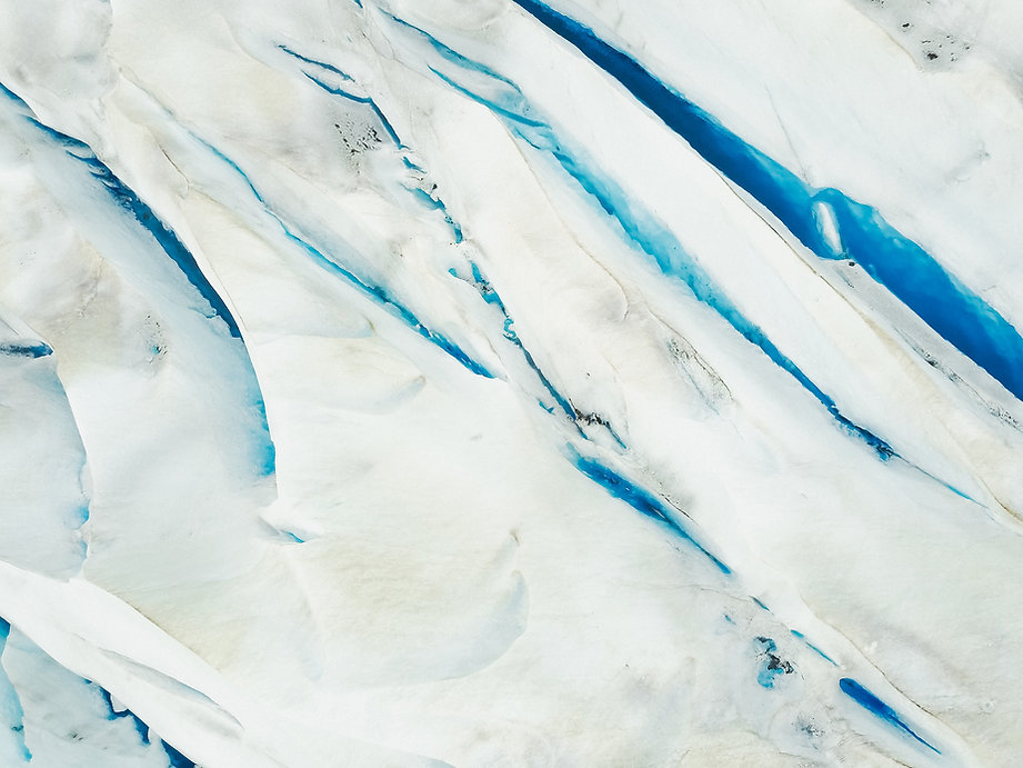 Cracked Glacier