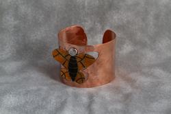 Monarch Butterfly Cuff