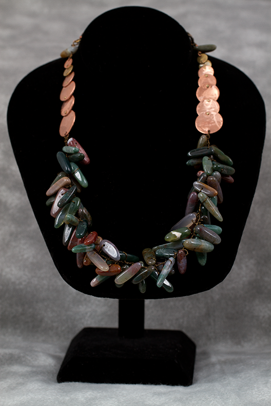 Fancy Jasper Necklace