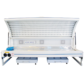 elite-double-lay down home sunbed hire