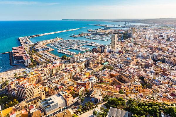 Alicante financial advisors panoramic ci