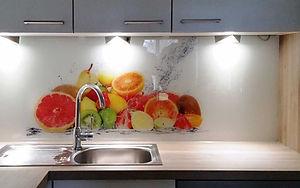 GSGlas Küchenrückwand Glaserei