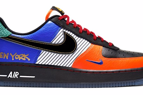 Air Force 1 Low What The NYC