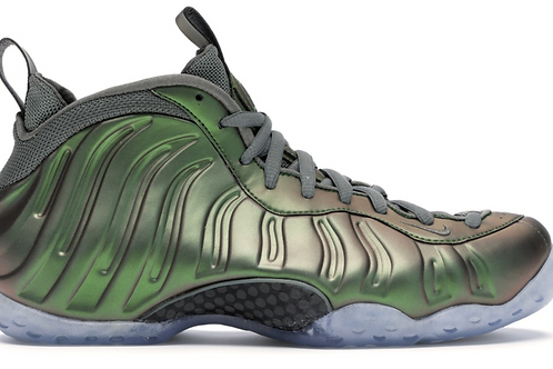 Air Foamposite One Iridescent
