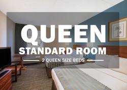 Standard Room - 2 Quuen Beds