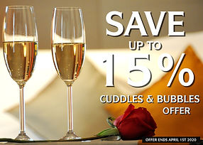 2019 SAVE UP TO 15% CUDDLES & BUBBLES 14