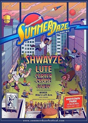 Summer Daze Music Festival