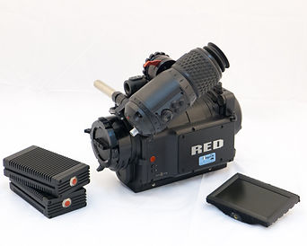 RED One camera kit to sell