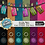 Holiday Magic Digital Pixel Scrapper Blog Train Scrapbooking Kit