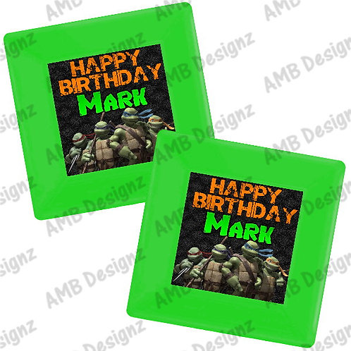 TMNT Party Plates Party Supplies
