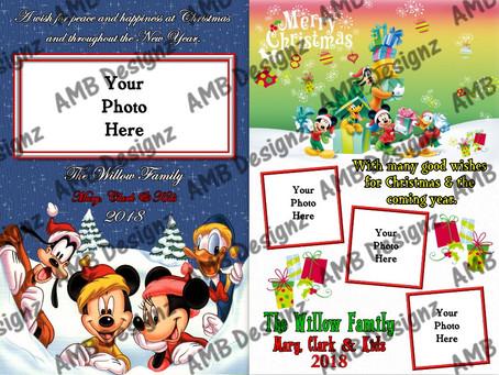 Custom Christmas Photo Cards