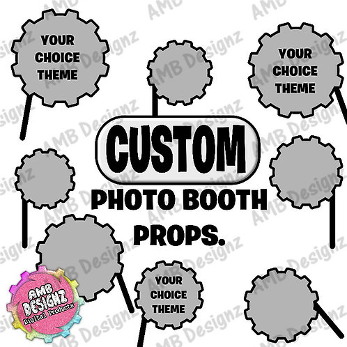 Photo Booth Props Party Supplies