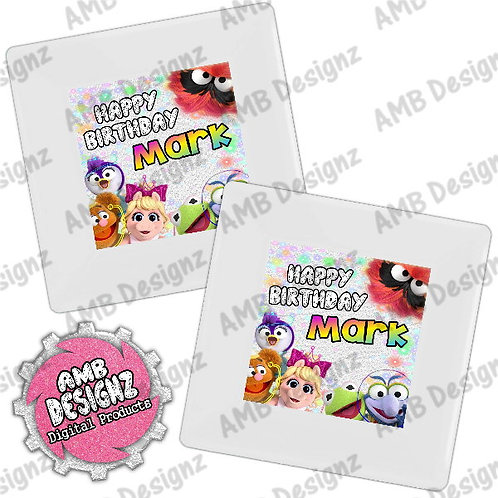 Muppet Babies Party Plates Party Supplies