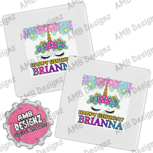 Unicorn Party Plates Party Supplies