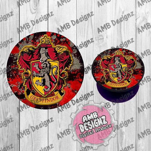 Harry Potter Phone Grip - Phone Grip Party Favor