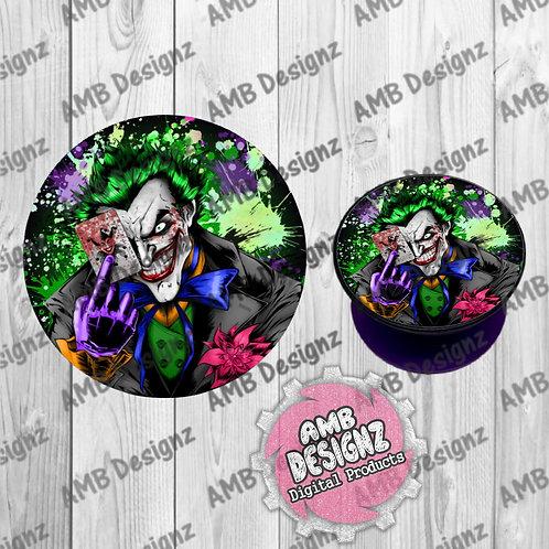 The Joker Phone Grip - Phone Grip Party Favor