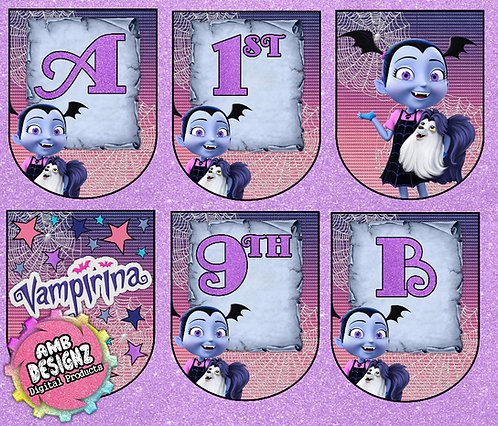 Vampirina Banner Party Supplies