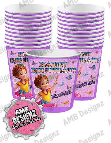 Fancy Nancy Party Cups Party Supplies