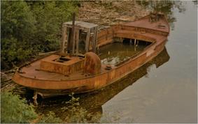 M/S Brandbu – Last remaining Norwegian made inland freighter