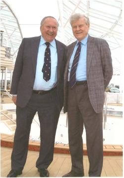 Gjert og Arne Wilhelmsen