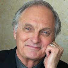 ALAN ALDA TO RECORD YOUR VM MESSAGE