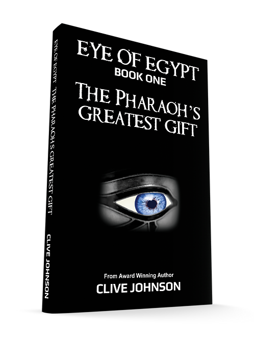 The Pharaoh's Greatest Gift - Book One