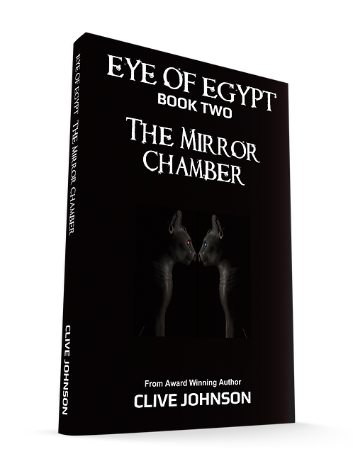 The Mirror Chamber - Book Two
