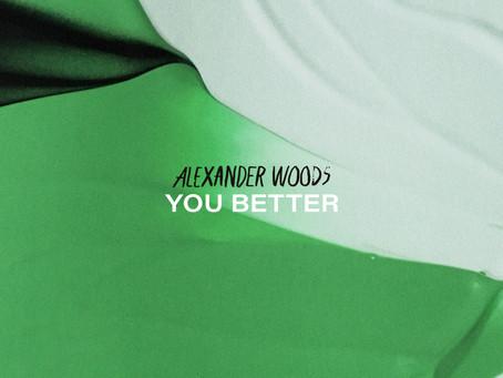 Ny single fra Alexander Woods