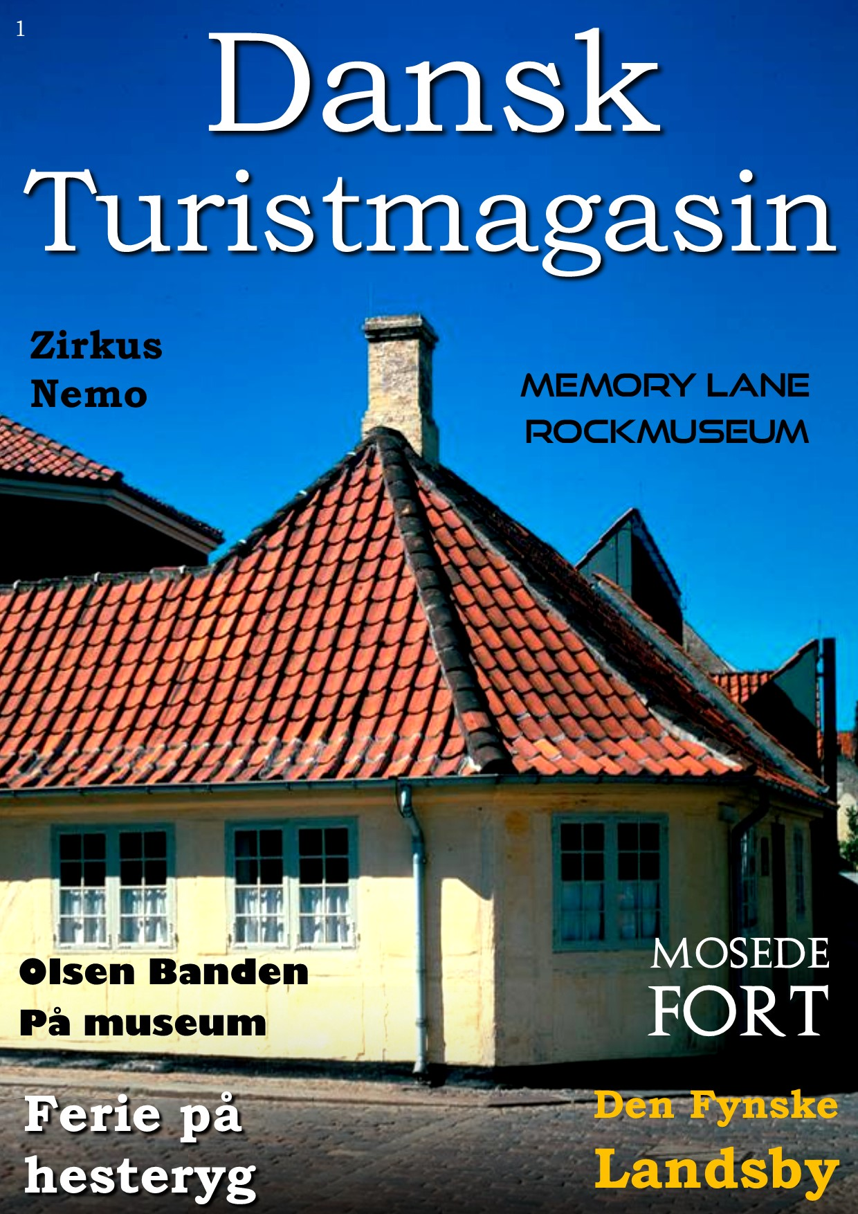 Dansk Turistmagasin