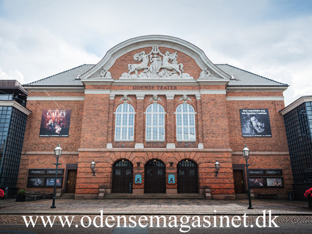 Scenekunst i Odense