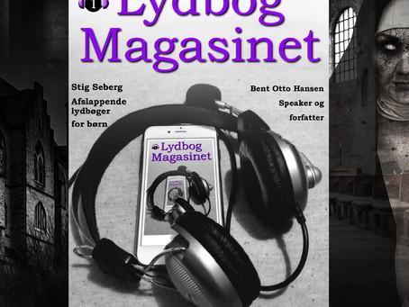 Lydbogmagasinet nu som podcast