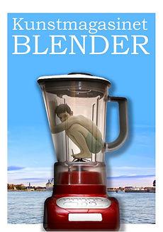 Kunstmagasinet BLENDER 1 forside.jpg