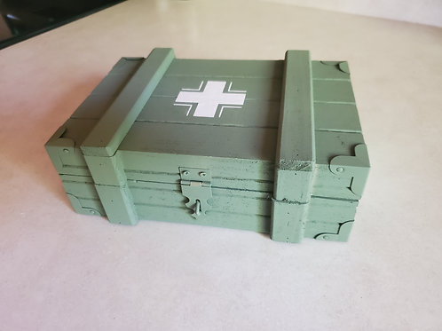 German Ammo crate
